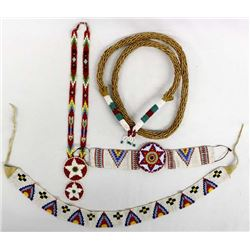 Native American Beaded Collectibles