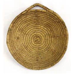 Antique Native American Jicarilla Apache Basket