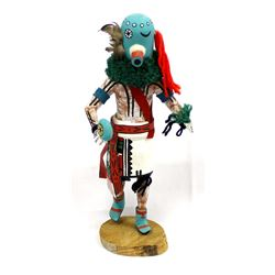 Native American Hopi ''Mormon Tea'' Kachina