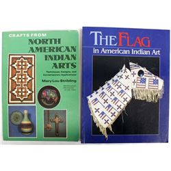2 Softback Books of American Indian Art