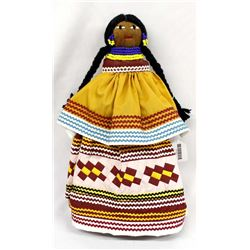 Native American Seminole ''Bird Clan'' Doll