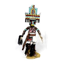 Native American Navajo Hemis Kachina