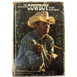 The American Cowboy by Bart McDowell