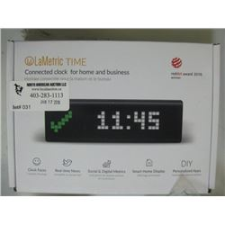LAMETRIC TIME CONNECTED CLOCK