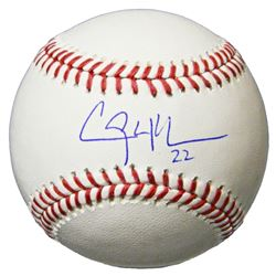 Clayton Kershaw Signed Rawlings Official MLB Baseball