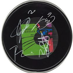 Blues Traveler Signed Drum Head