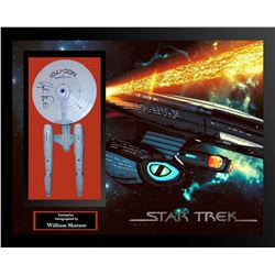 Starship Signed Enterprise