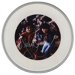 Michael Jackson Signed Drum Head