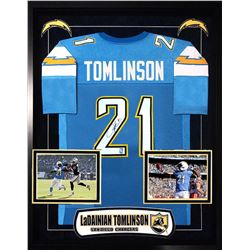 LaDainian Tomlinson Signed Chargers Jersey