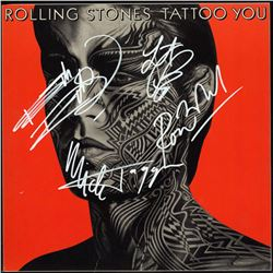 "The Rolling Stones ""Tattoo"""