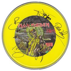 Iron Maiden Drum Head