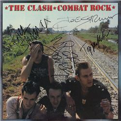 "The Clash ""Combat Rock"""