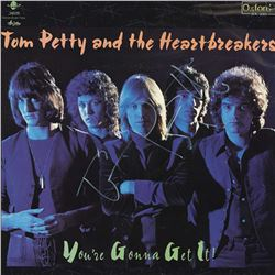 "Tom Petty ""You're Gonna Get It"" Album"