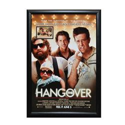 Hangover - Signed Movie Poster