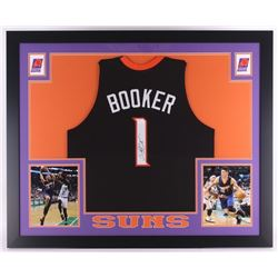 Devin Booker Signed Jersey