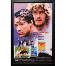 Point Break - Signed Movie Poster