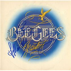 Bee Gees Band Signed Bee Gee's Greatest Album