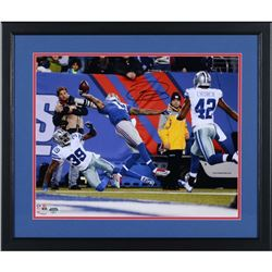 "Odell Beckham Jr. Signed ""The Catch"" Photo"