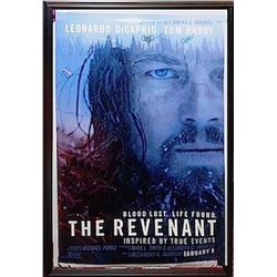 The Revenant Signed Movie Poster