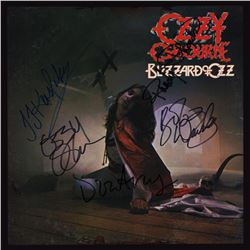 "Ozzy Osbourne Signed ""Blizzard Of Ozz"""