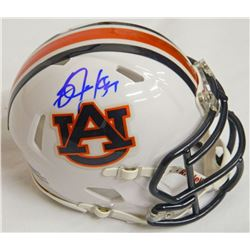 Bo Jackson Signed Auburn Tigers Riddell Speed Replica Mini Helmet