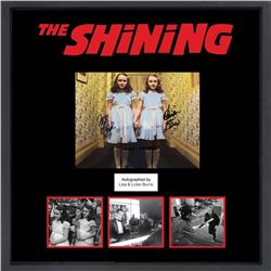 The Shinning Signed Photo Collage