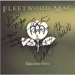 Fleetwood Mac Band Signed Greatest Hits Album