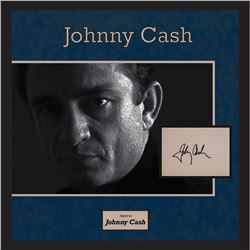 Johnny Cash Signature Cut