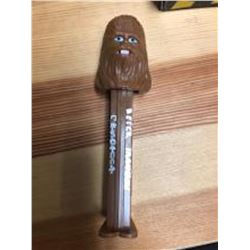 Chewbacca Signed Pez Dispenser