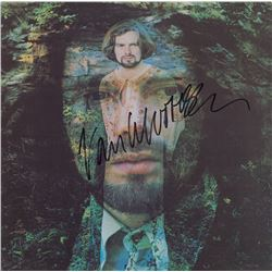 Van Morrison Signed The Band and His Street Choir Album