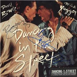 """Mick Jagger David Bowie """"Dancing In The Streets"""""""