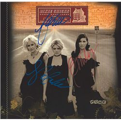 Dixie Chicks Signed Taking The Long Way Album