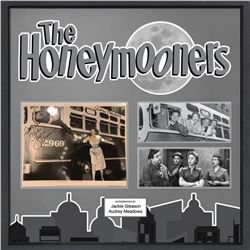 The Honeymooners Signed Photo Collage