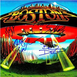 "Boston Signed ""Don't Look Back"" Album"