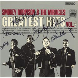 """Smokey Robinson And The Miracles """"Greatest Hits Vol 2"""""""