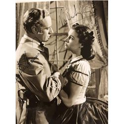 Gone with the Wind Signed 8x10 Photo