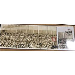 Incredibly Rare Original Class Photo Signed by Marilyn Monroe as Norma Jeane Baker