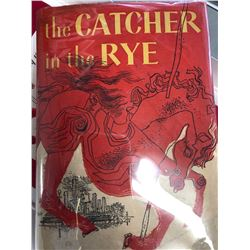 J.D. Salinger Drop-In Signed 1st Edition 1st Printing Catcher in the Rye Book