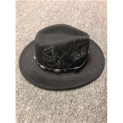Sting Signed Hat with Classic Sketch