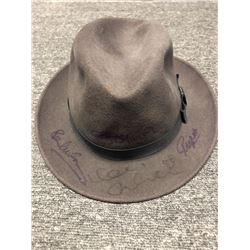 The Beatles Signed Hat
