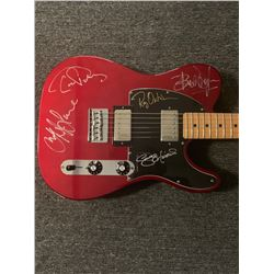 Traveling Wilbury's Signed Fender Telecaster Guitar