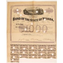 Bond of the State of Nevada  (86064)