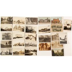 Real Photo Postcard Collection  (88234)