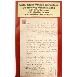 California State Prison Directors Meeting Minutes  (63220)