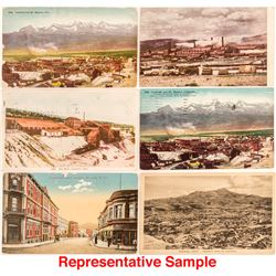 Telluride, Aspen, Leadville and Georgetown Area Old Postcards (26 count)  (50368)