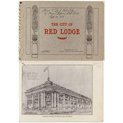 The City of Red Lodge Booklet  (40463)