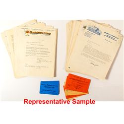 Important Montana Labor and Political Collection  (50277)