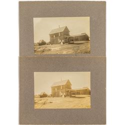Early Kirkland Lumber Company Mounted Photographs  (53424)