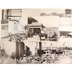 B/W Western Enlarged Prints (14)  (87358)