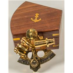 Captain's Brass Sextant  (43828)
